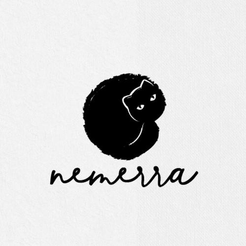 Nemerra Logo design
