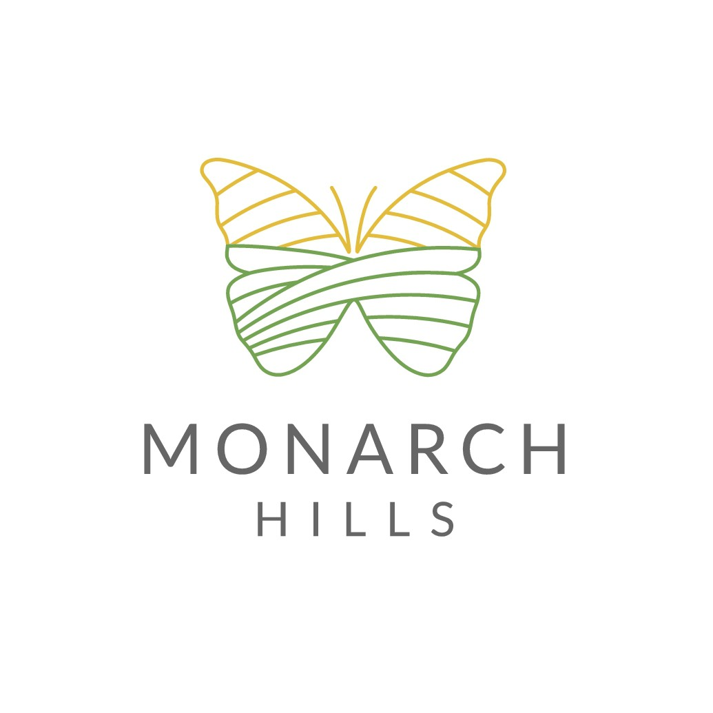 """Future Residential Community """"Monarch Hills""""  needs a Sophisticated Logo"""