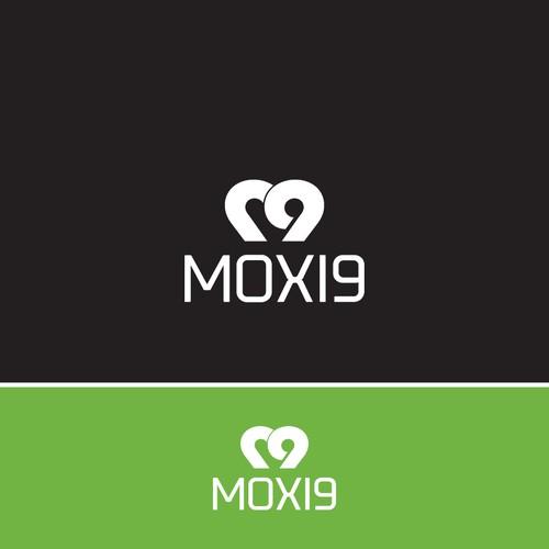 Create a fresh new logo for Moxi9!