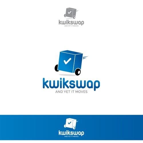Aiuta kwikswap con un nuovo logo