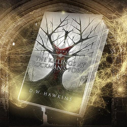 Book Banner ad design
