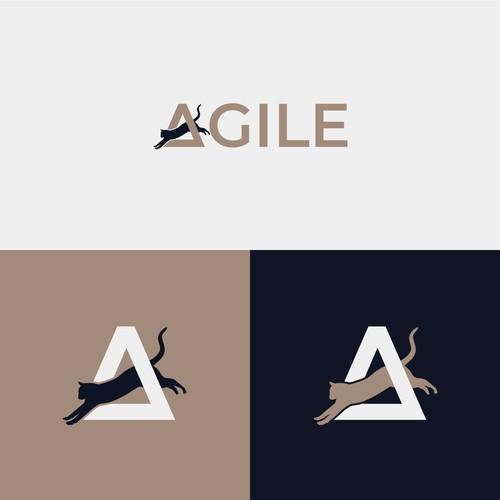 Logo design for Agile