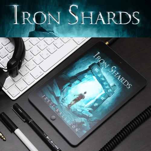 Fantasy e-book cover