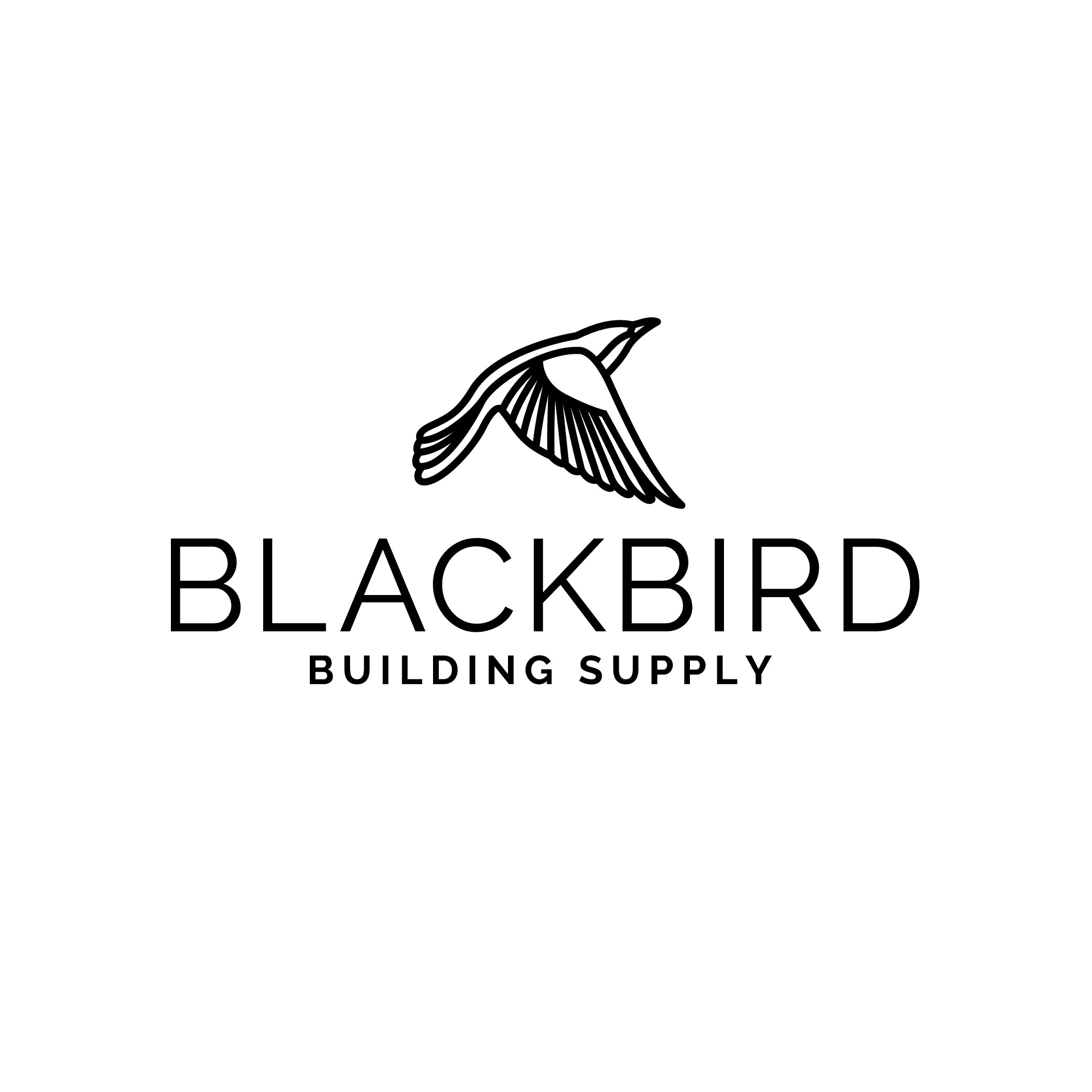 Blackbird Building Supply needs a classic, sophisticated logo