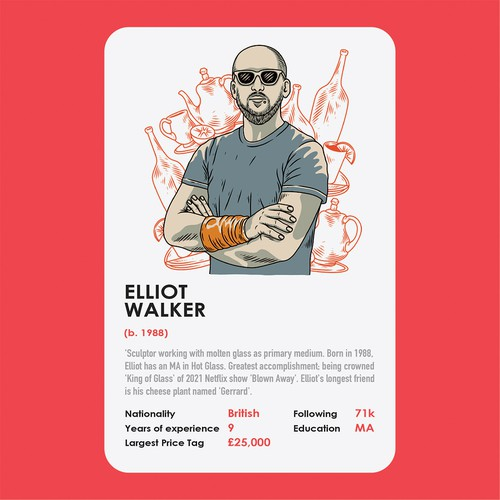 Eliot Walker