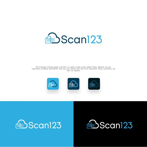logo for Scan123