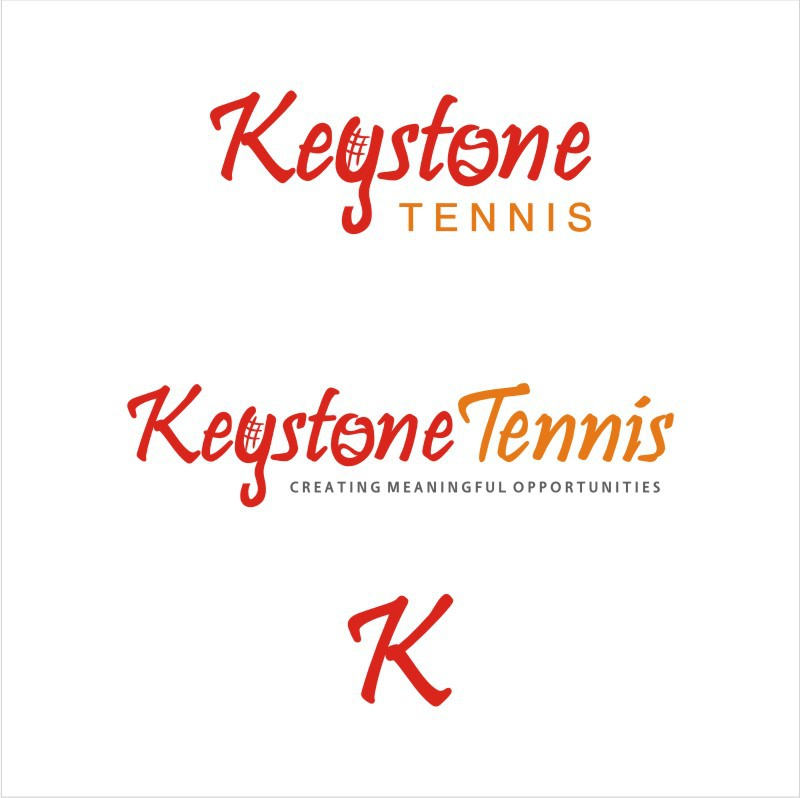 Keystone Tennis needs a new logo