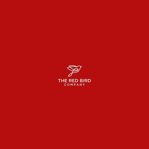 Catch jij die Red Bird in gaaf logo?