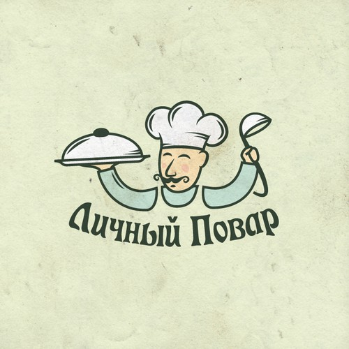 """Logo for """"Personal Сhef"""""""