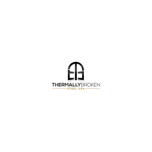 Logo for Thermally Broken Steel USA