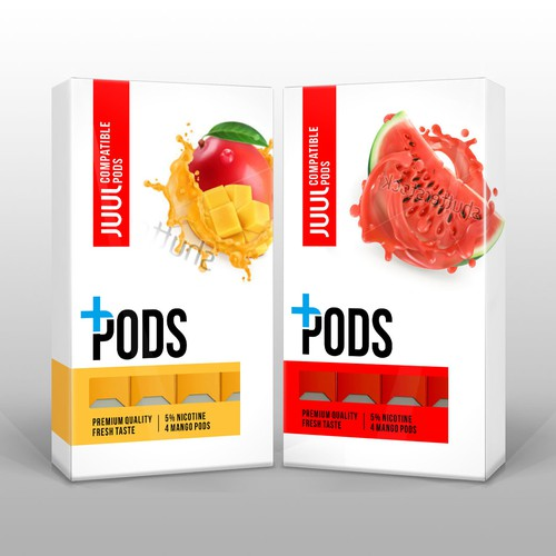 Pods packaging