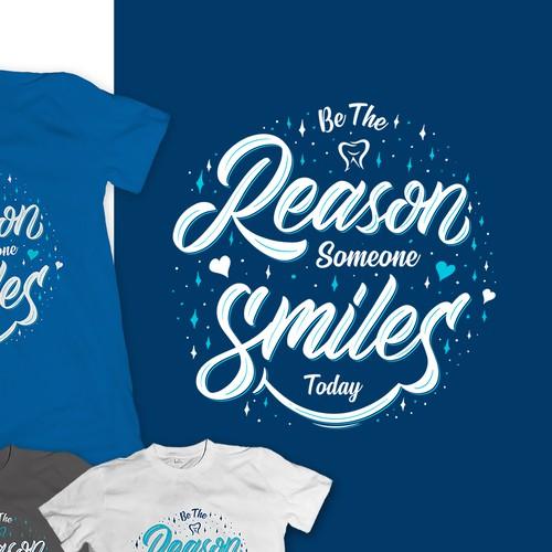 Benthe reason someone smiles today