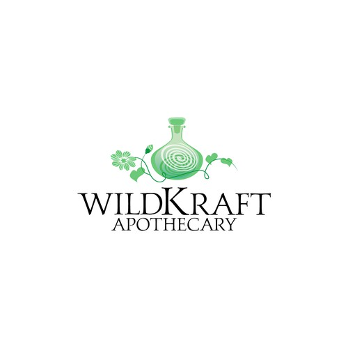 Herbal apothecary in search of a magical and memorable logo!!