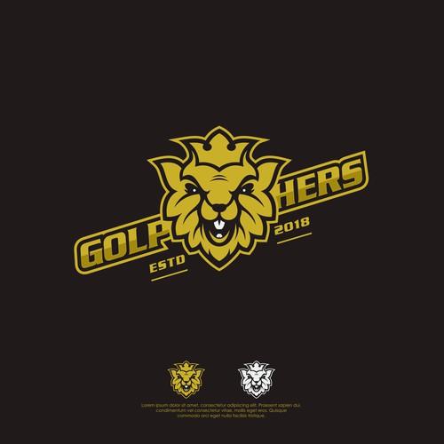 Logo concept for GOLPHER
