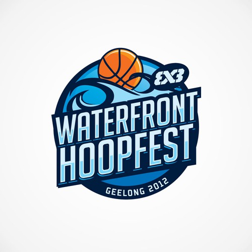 Help Whoosh at the Waterfront or Waterfront Hoopfest. with a new logo