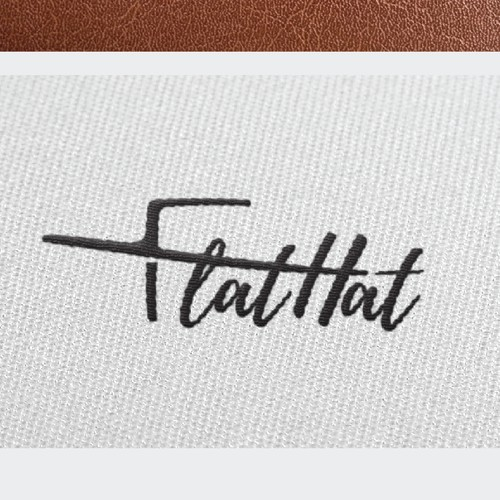 playful logo for fashion brand