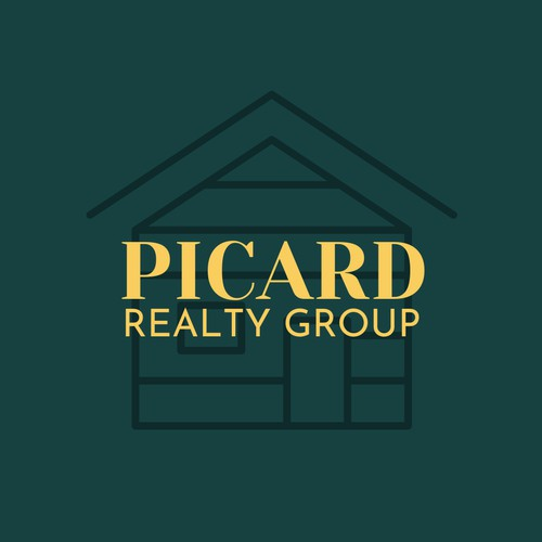 Sophisticated Logo for Real Estate Group