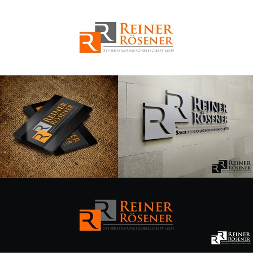 Logo for a dynamic, young tax consultant office /  Logo für dynamische, junge Steuerberatungskanzlei