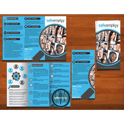 Safe Employ Brochure!