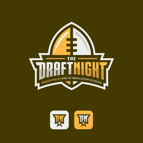 logo concept for football