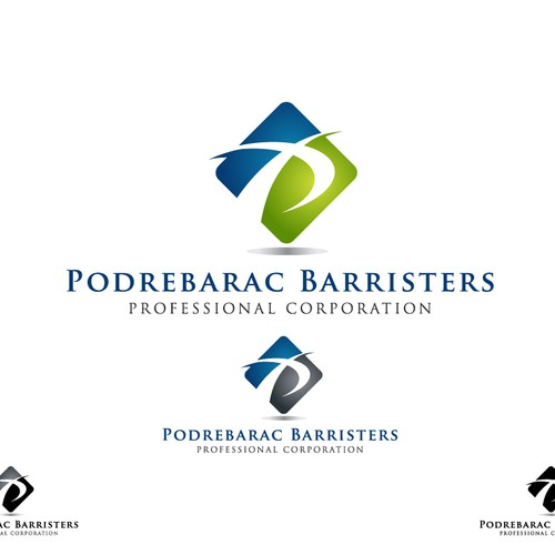 New logo wanted for Podrebarac Barristers Professional Corporation