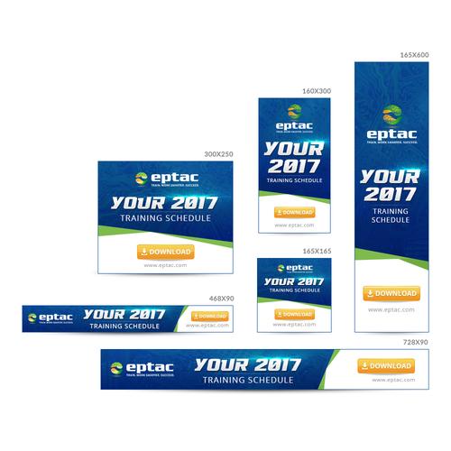 Eptac Banner ad Design