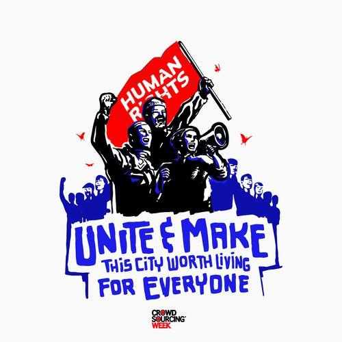 Unity shirt