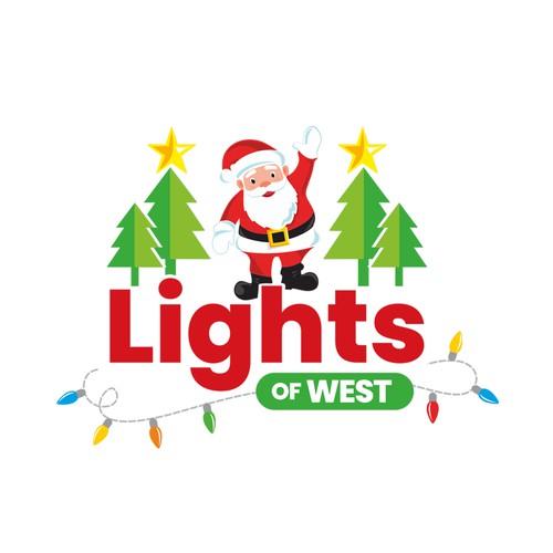 Logo design for Lights of West
