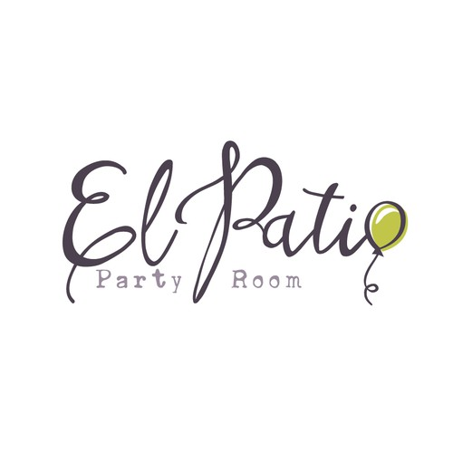 Event party room logo