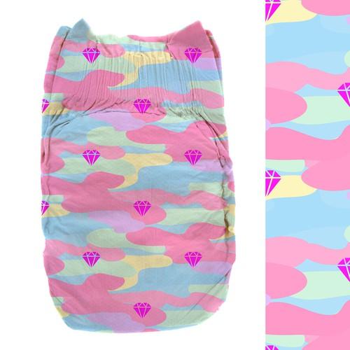 Camo pattern design
