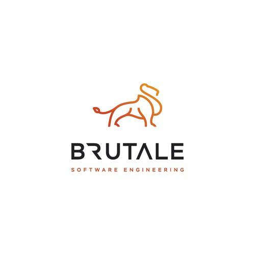 Logo concept for BRUTALE