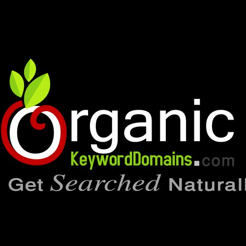OrganicKeywordDomains.com Logo/Landing Page