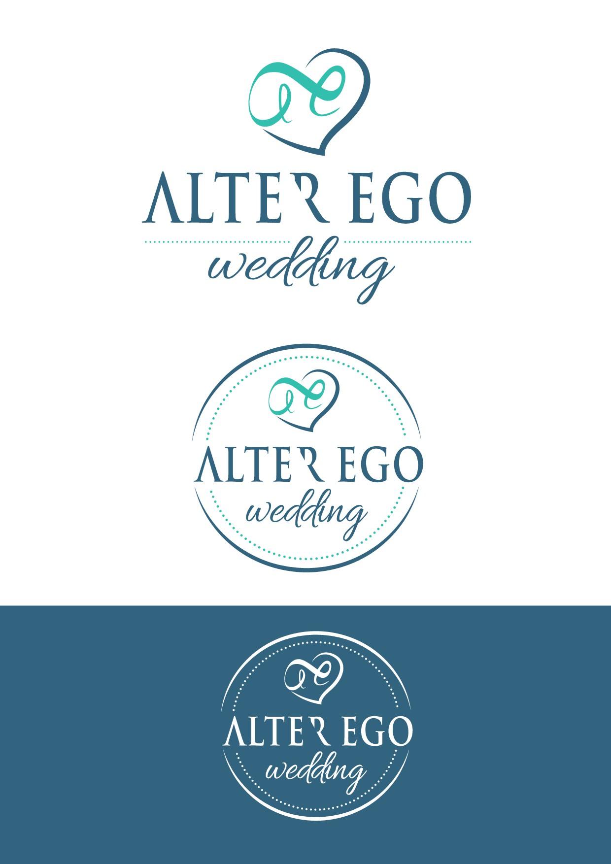 Wedding Planner cerca logo unconventional