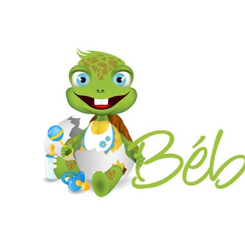Bebe Turtle needs a new logo