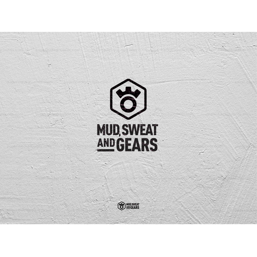 Logo design for Mud, Sweat and Gears