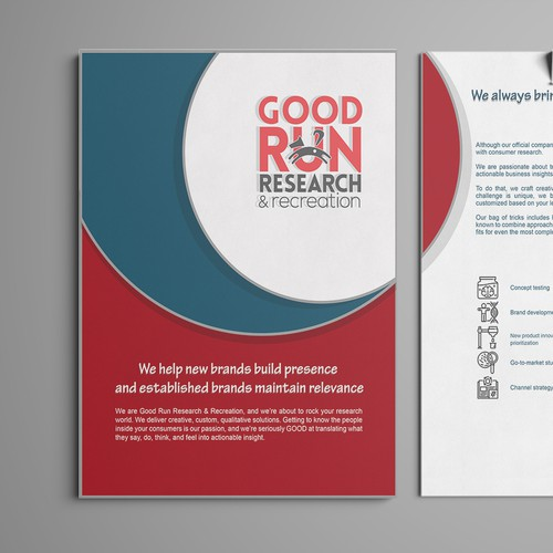 Good Run Research Stationery
