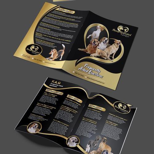 Dog Daycare Brochure