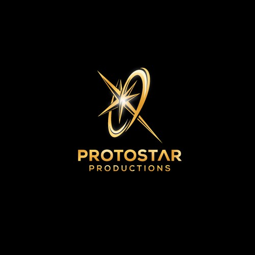 "Design a cosmic logo for ""Protostar"" - Trekkies welcome :)"