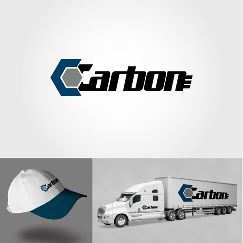 Logo for transportation company
