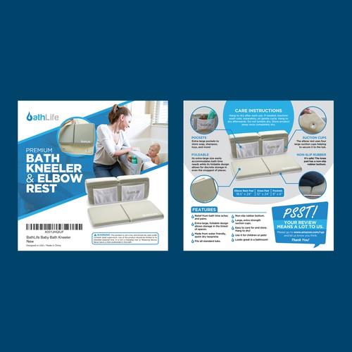Bathlife Product Label