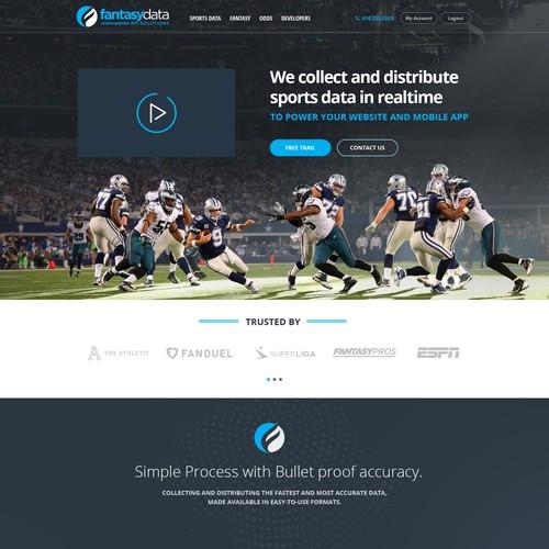 Sports data company