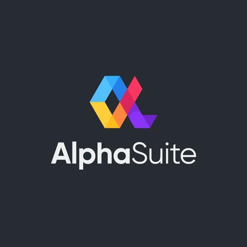 Logo Designs for AlphaSuite