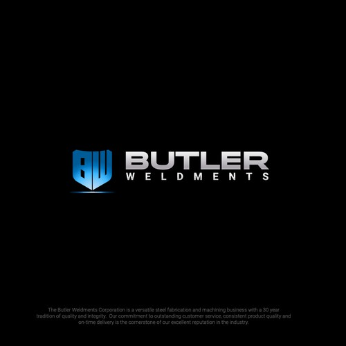Butler Weldment