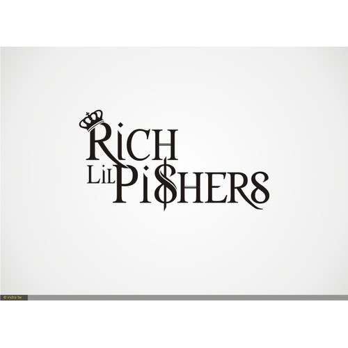 Rich Lil Pishers Logo Needed ASAP