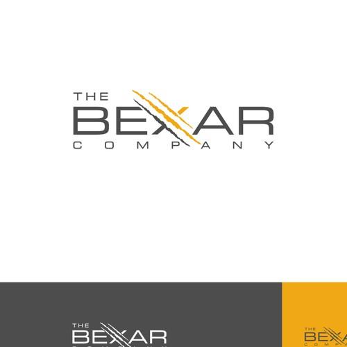 logo concept for THE BEXAR COMPANY
