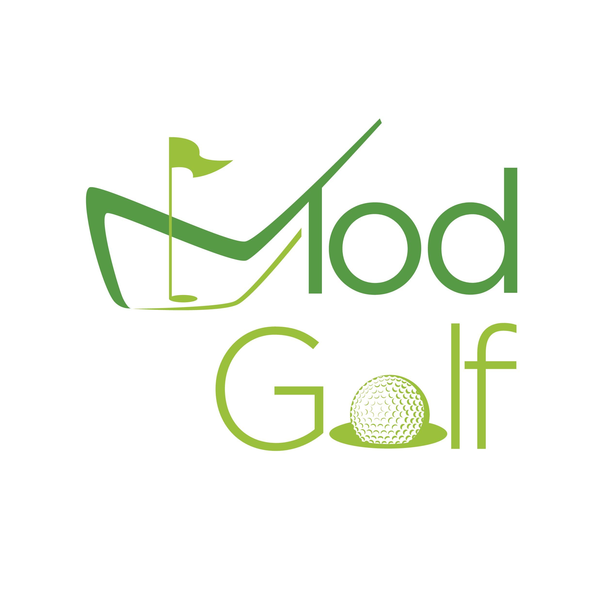 Fun Logo for an annual Men's Golf Tournament.