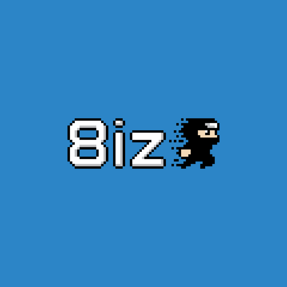 8iz pixel ninja 8-bit