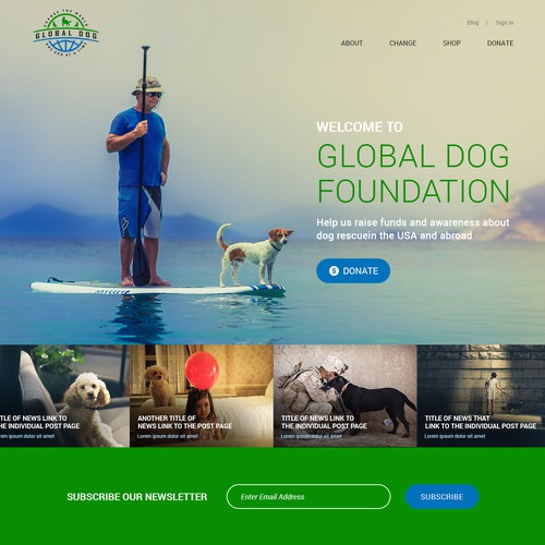 Global Dog Foundation