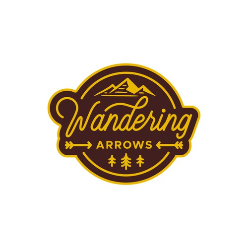 Badge Logo for Traveling