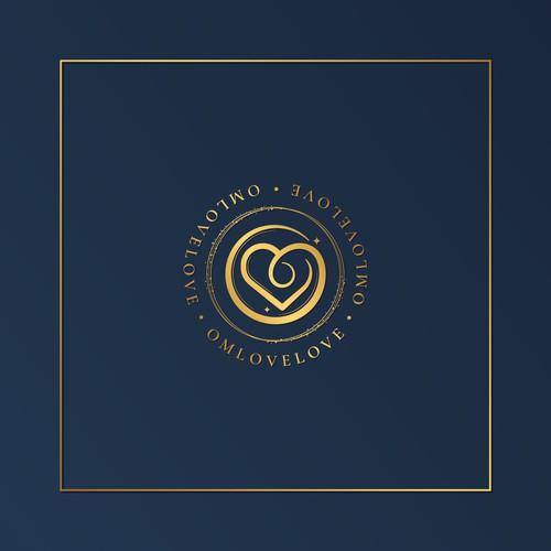 Logo for OmLoveLove